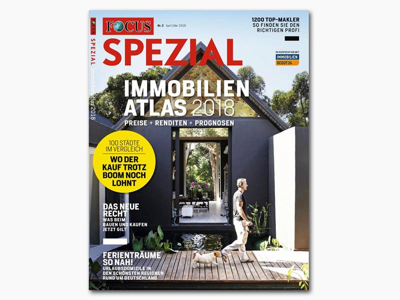 Marktbericht Focus Spezial Die besten Wohnlagen Deutschlands 2018