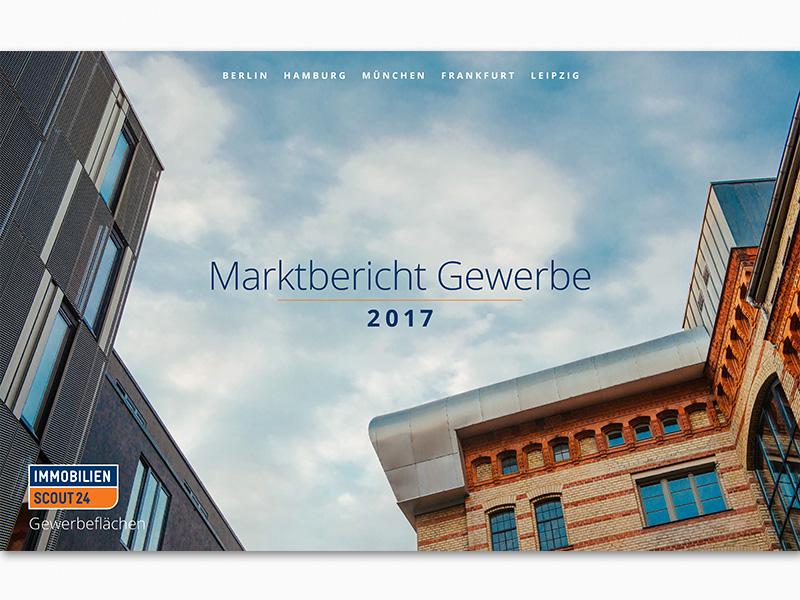 IS24 Marktbericht Gewerbe 2017