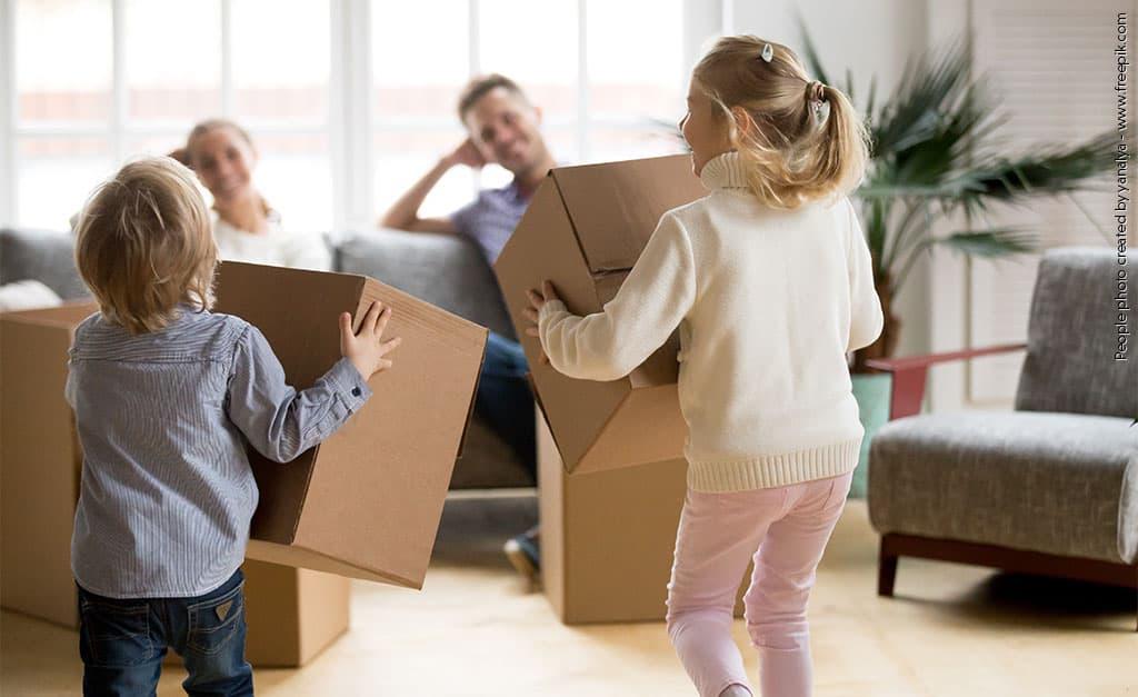 Wohnen für Familien