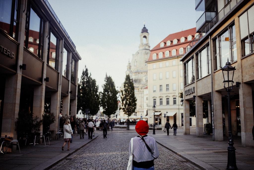 Dresden Shopping Altstadt