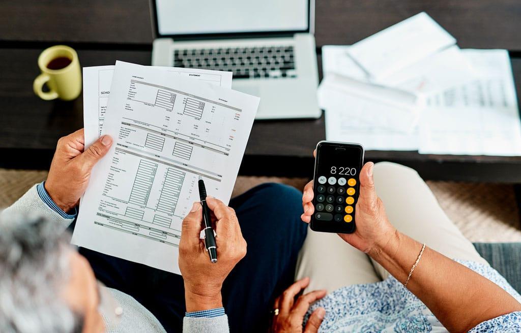 Finanz-Kalkulation