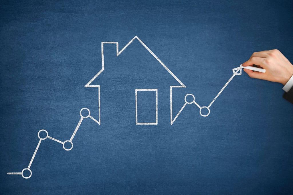 Baupreise Trend nach oben